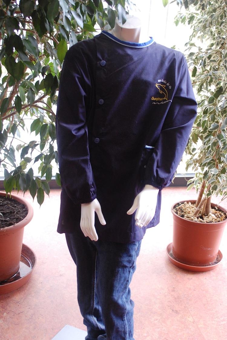 Униформа для верхней одежды учеников College Champittet
